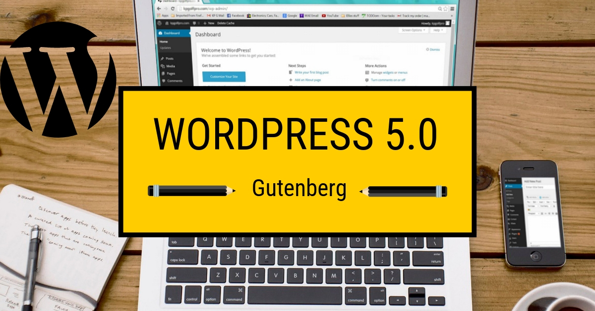 What is WordPress 5.0 – Gutenberg WordPress Editor