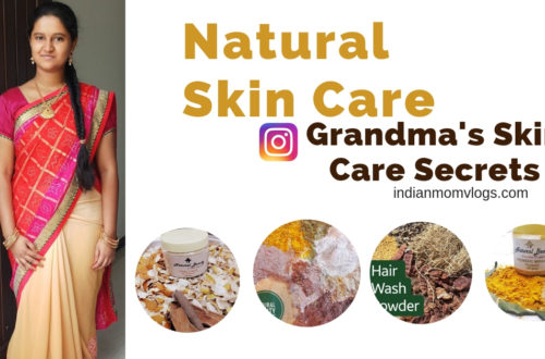 natural skin care instagram