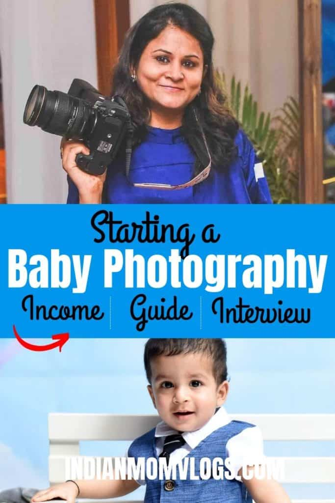 Maternity and Baby photographer Delhi NCR : Interview